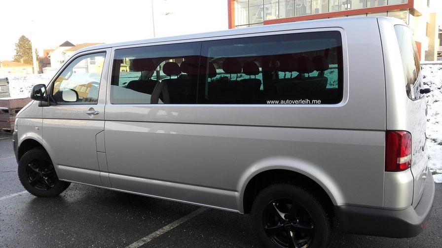 VW Caravelle LR